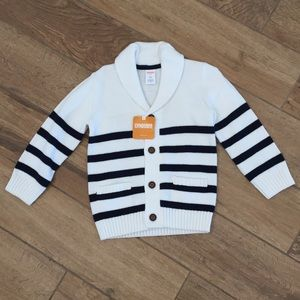NWT Gymboree boys sweater size 3T